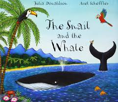 The Whale and The Snail
